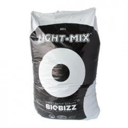 SUSTRATO LIGHT MIX 50LT BIOBIZZ
