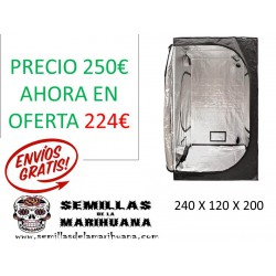 ARMARIO CULTIBOX   D SERIES 240 X 120 X 200