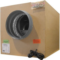 Extractor soft box 2500m3/h