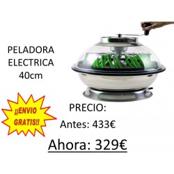 Peladora electrica Leaf Trimmer Pro (40,64cm)