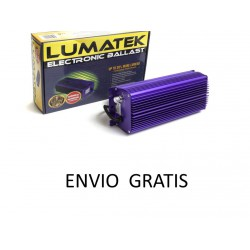 BALASTRO DIGITAL LUMATEK CON REGULADOR 400W
